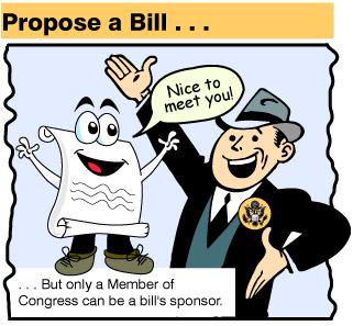 Passing a economics class. Bills clipart government bill