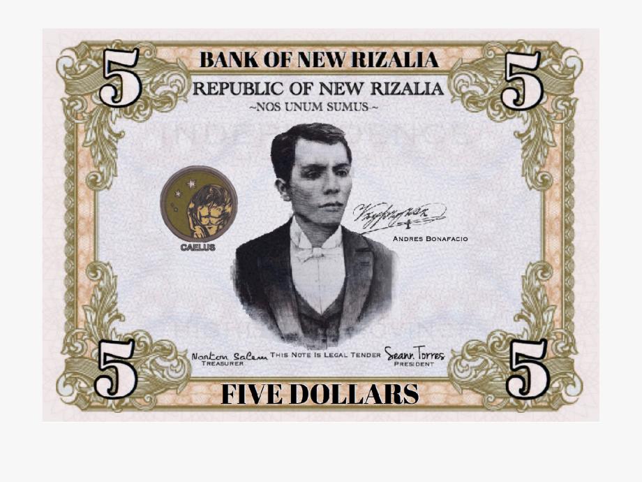 Dollar clipart paper bill.  border design png