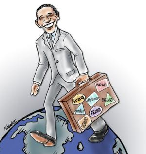 One foreign policy disaster. Bill clipart chief legislator