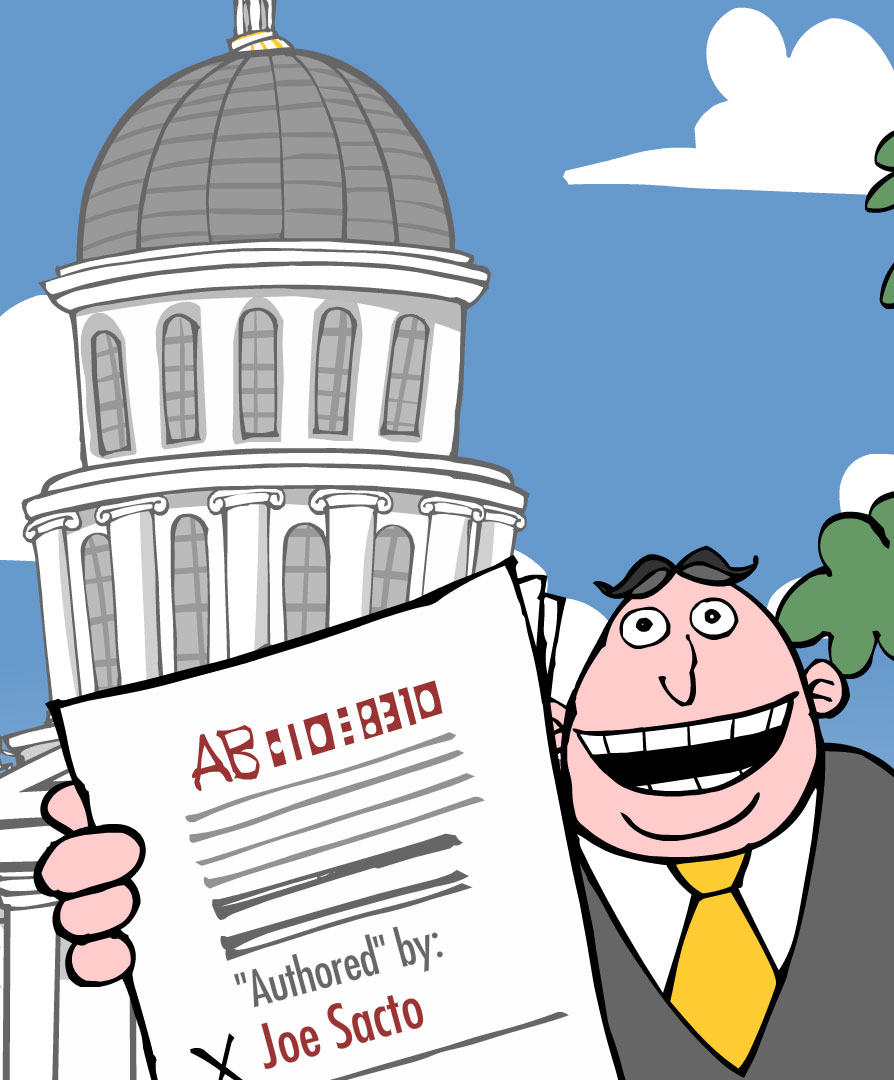 For california s powerful. Bill clipart chief legislator