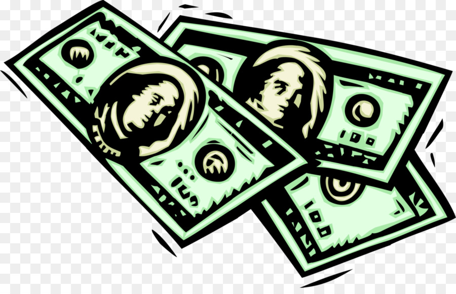 Money cartoon cash product. Dollars clipart amount