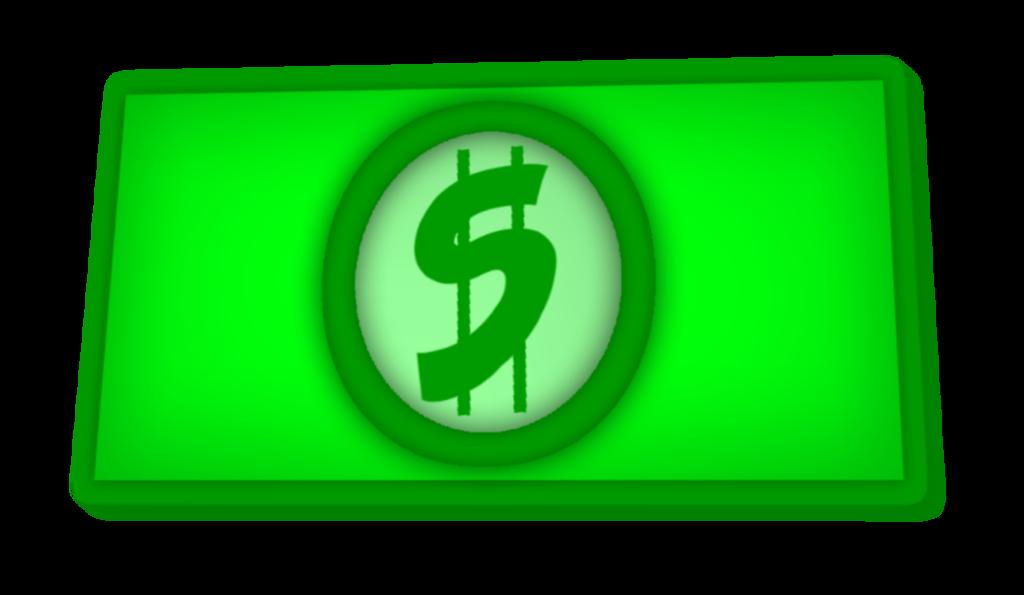 Dollars clipart fancy. Dollar bill clip art