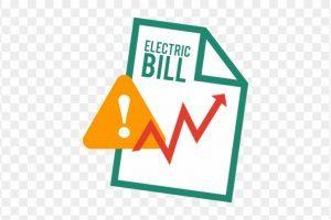 Bills clipart electricity bill. Electric portal