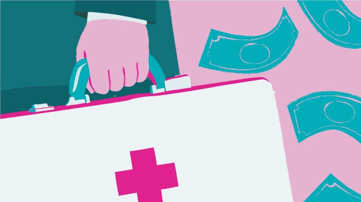 Bills and overcharging . Bill clipart hospital bill