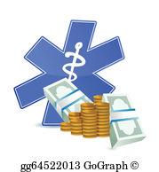 Medical clip art royalty. Bills clipart hospital bill