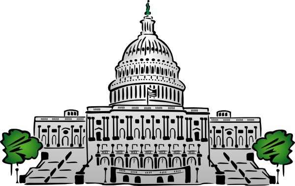 Bills clipart legislative branch. Fancy plush design clipartuse