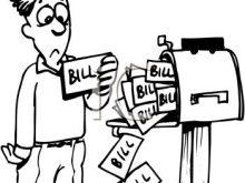 Bills clipart mailbox. Clip art dinosaur royalty