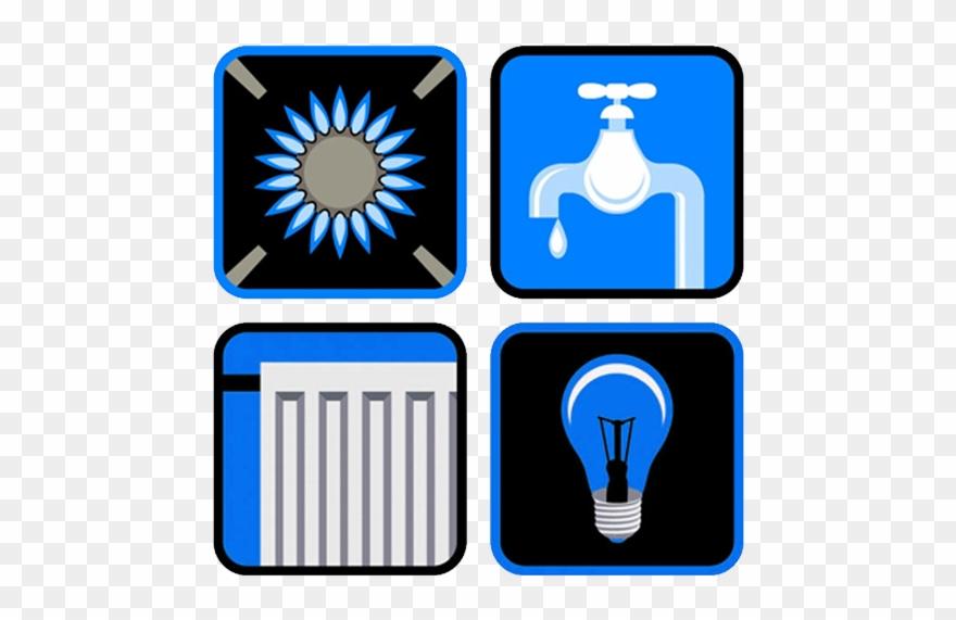 Bills clipart electricity bill. Utilities seymour direct pay
