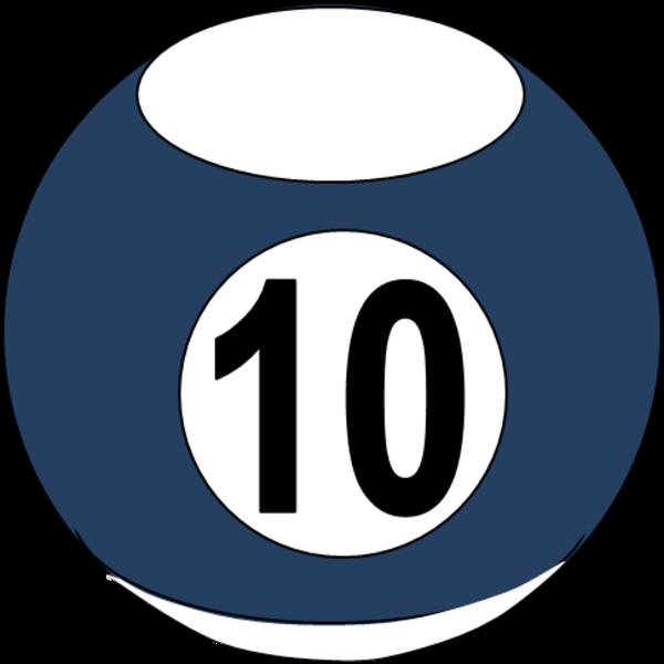 Billiard free images at. Billiards clipart 10 ball