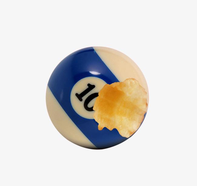 Bite no creative png. Billiards clipart 10 ball