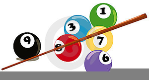 Free images at clker. Billiards clipart