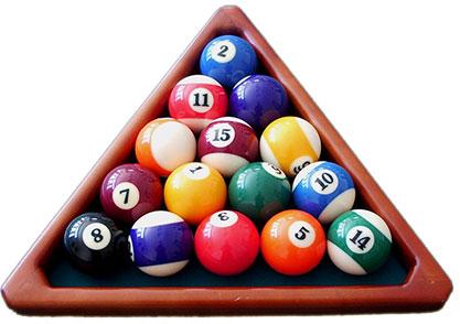 Pool ball clip art. Billiards clipart billiards rack