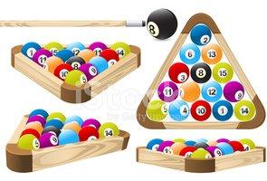 Pool stock vectors me. Billiards clipart billiards rack