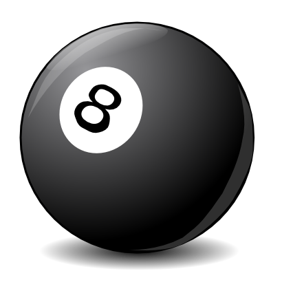 Image of billiard clip. Billiards clipart pool ball