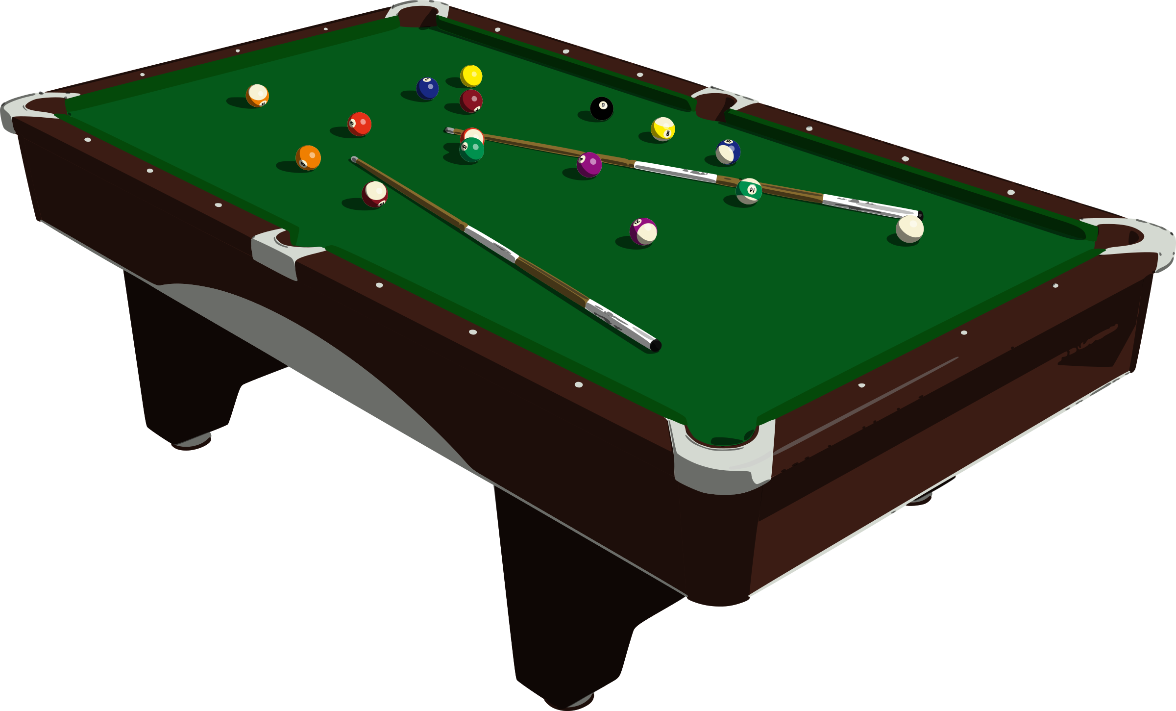 Game clipart table game. Pool big image png
