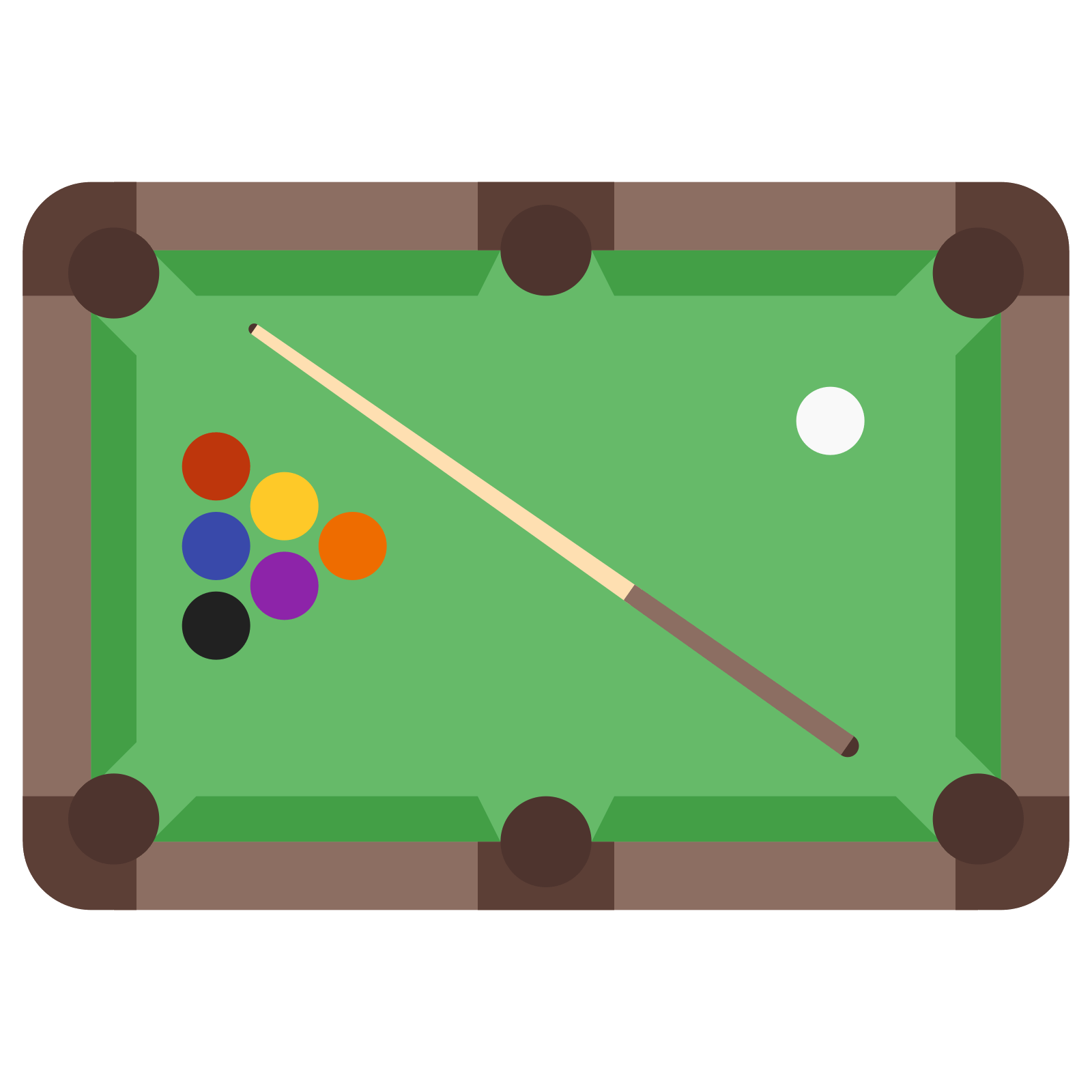 Movers logo . Billiards clipart pool table
