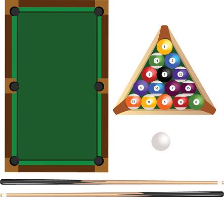 Clip art sitez co. Billiards clipart pool table