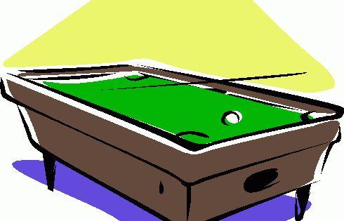 Gif n stuff pinterest. Billiards clipart pool table