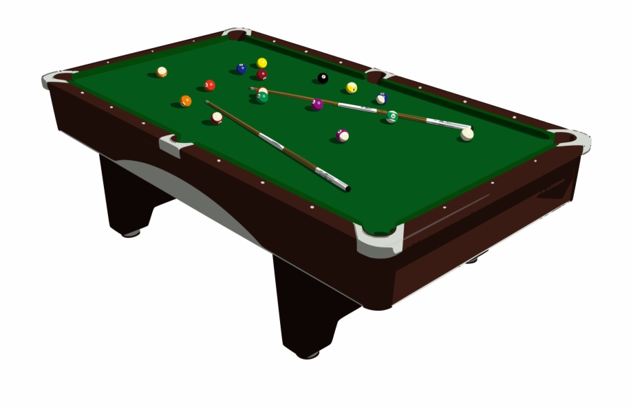 Pngtube . Billiards clipart pool table