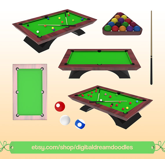 Billiards clipart snooker. Pool clip art billiard