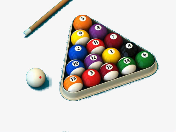 Table tennis triangle png. Billiards clipart snooker