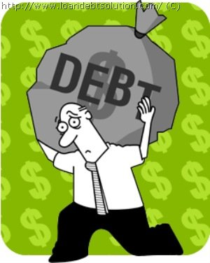 Consolidated credit getting help. Bills clipart debt