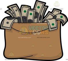 Bills clipart dollar bill. Wearing boxing gloves vector