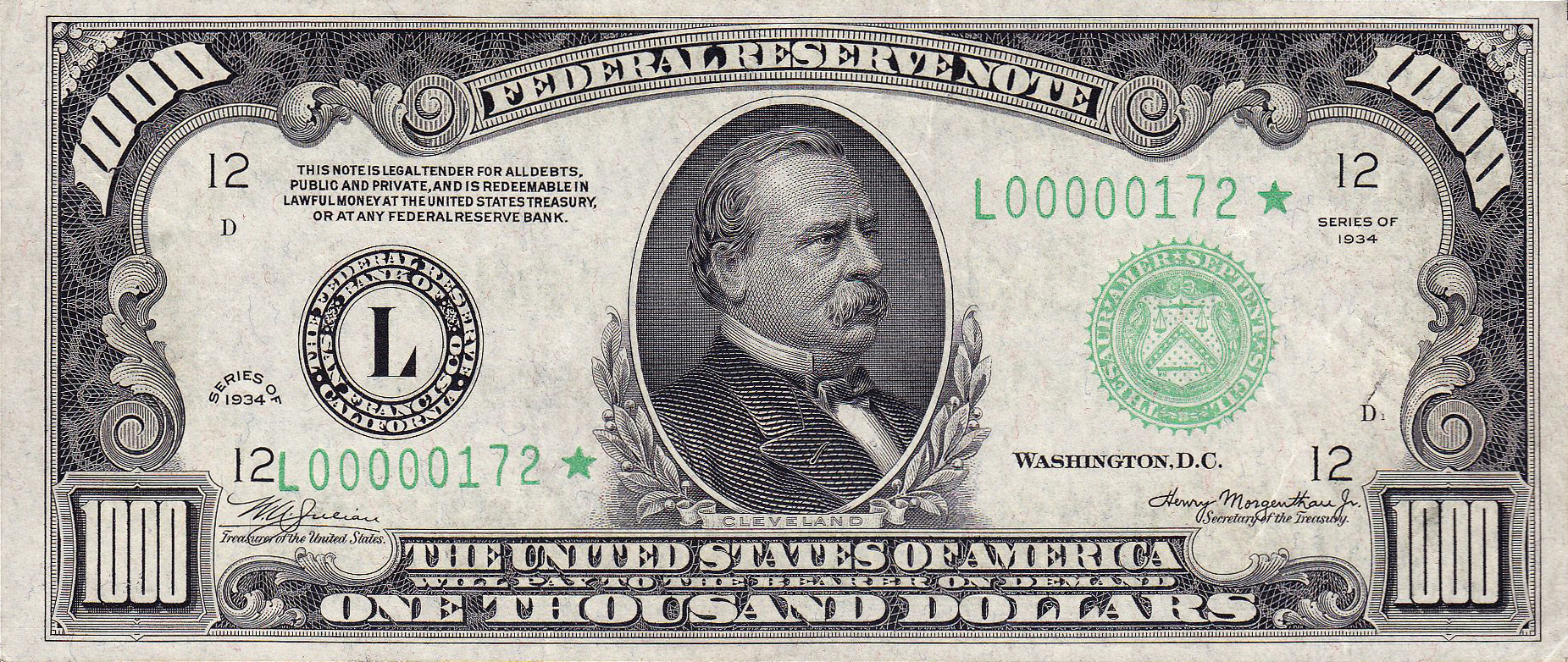 Bills clipart five dollar. File usd note series