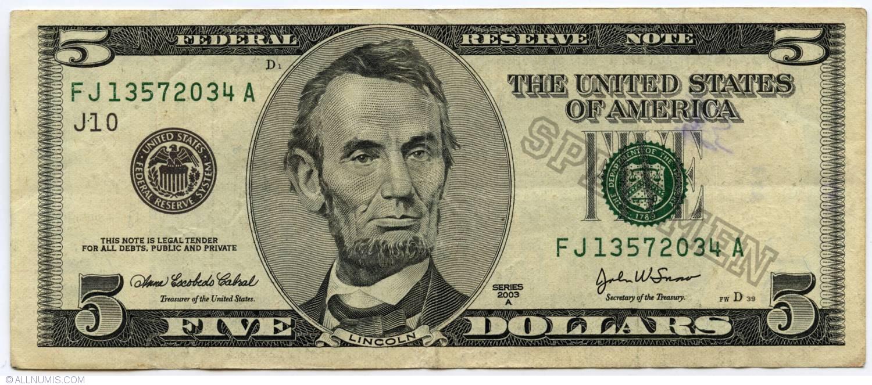 dollars a j. Bills clipart five dollar