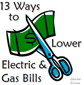 ways to lower. Bills clipart gas bill