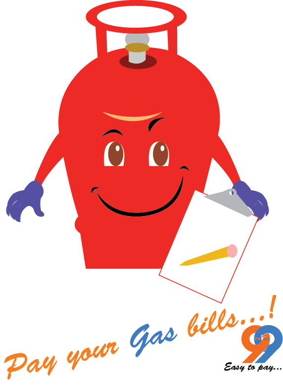 Bills clipart gas bill. Pay your all paisa