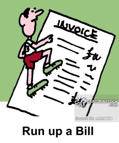 Bills clipart gas bill. Payment cartoons and comics