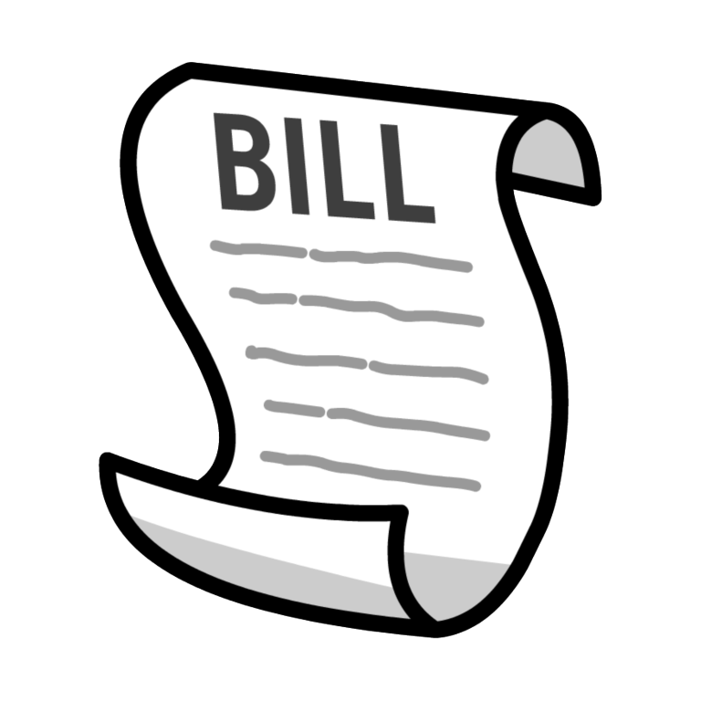 Bills clipart government bill. Cochran ga official city