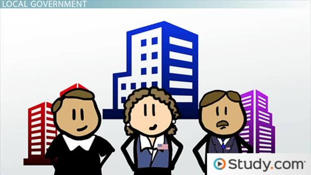 What is local government. Clipart definition policy