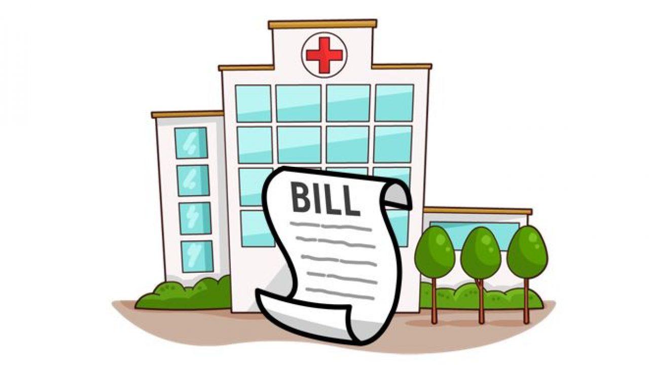 Bills clipart hospital bill.  top free open