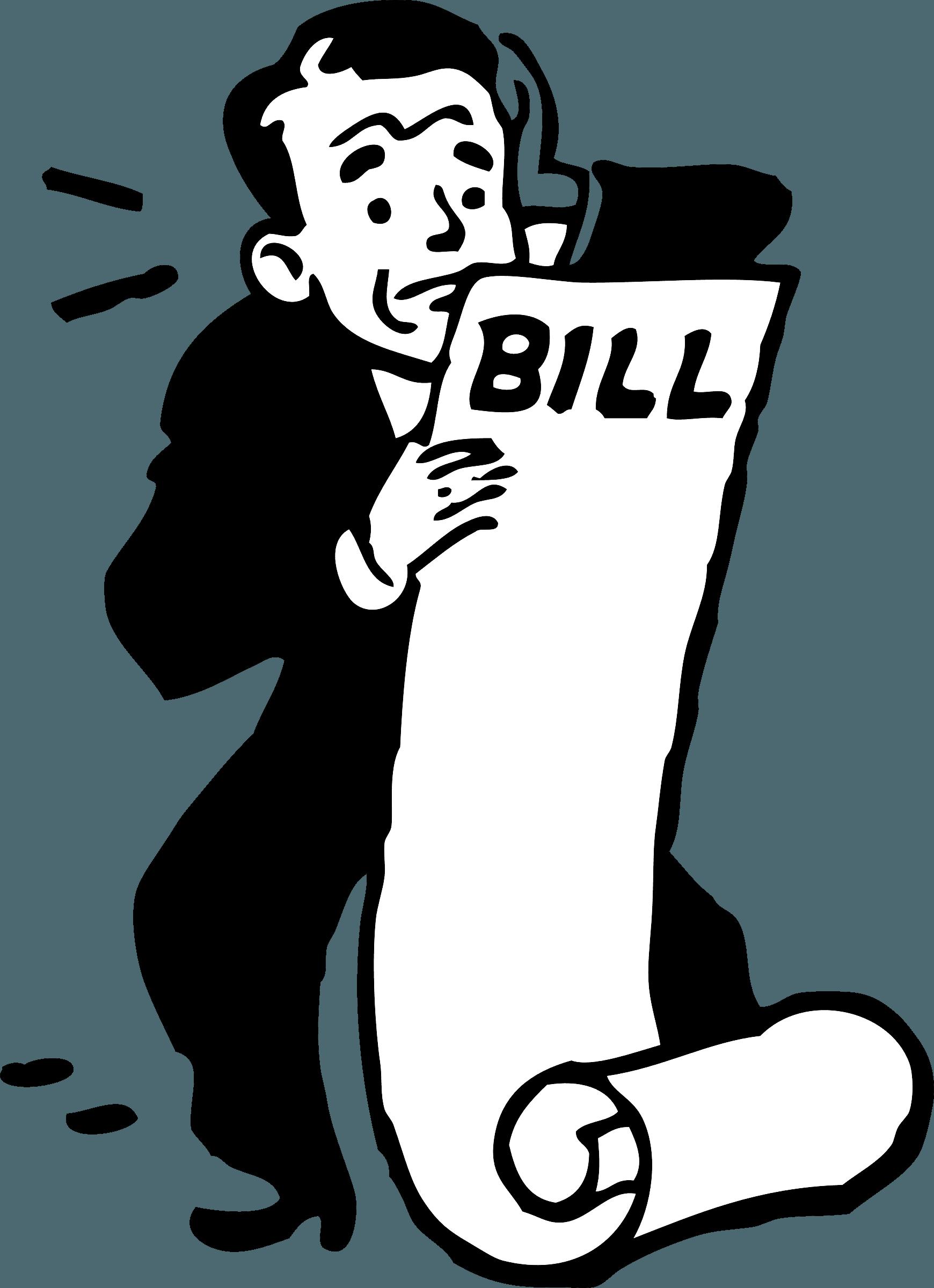 Bills clipart hospital bill. Priorities christmas has come