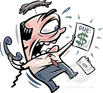 High energy save on. Bills clipart phone bill