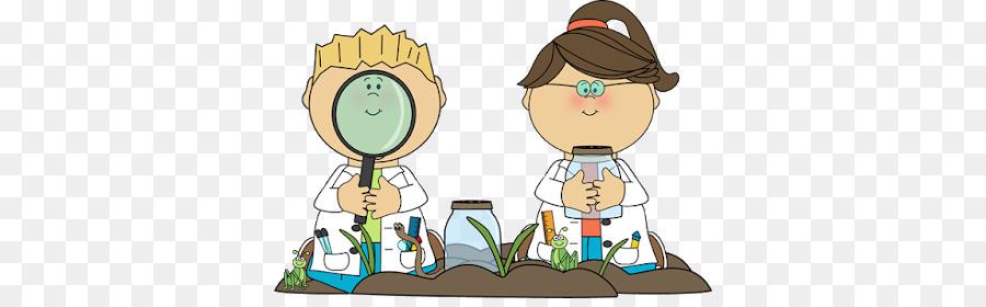 Binder clipart animated. Scientist cartoon teacher science