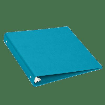 Light flat transparent png. Binder clipart blue