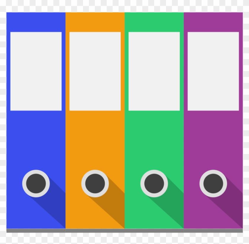Binders png transparent x. Binder clipart catalog