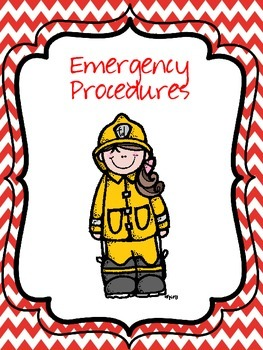 Cover . Emergency clipart binder