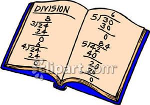 . Binder clipart math