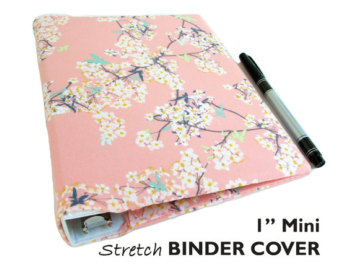 Binder clipart ringed. Mini etsy a planner