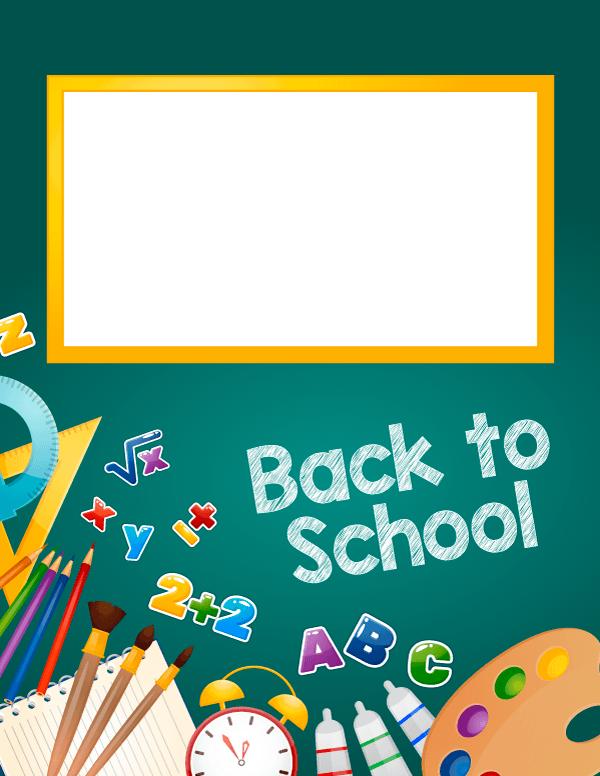Binder clipart school binder. Free printable back to