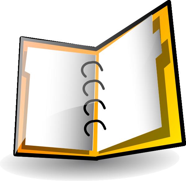 Open binder clip art. Homework clipart homework folder