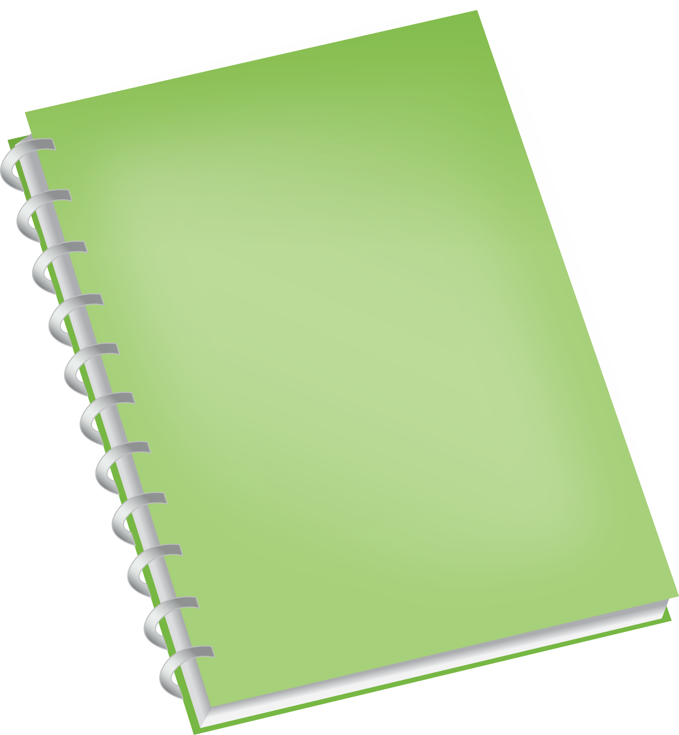 Png . Report clipart notebook