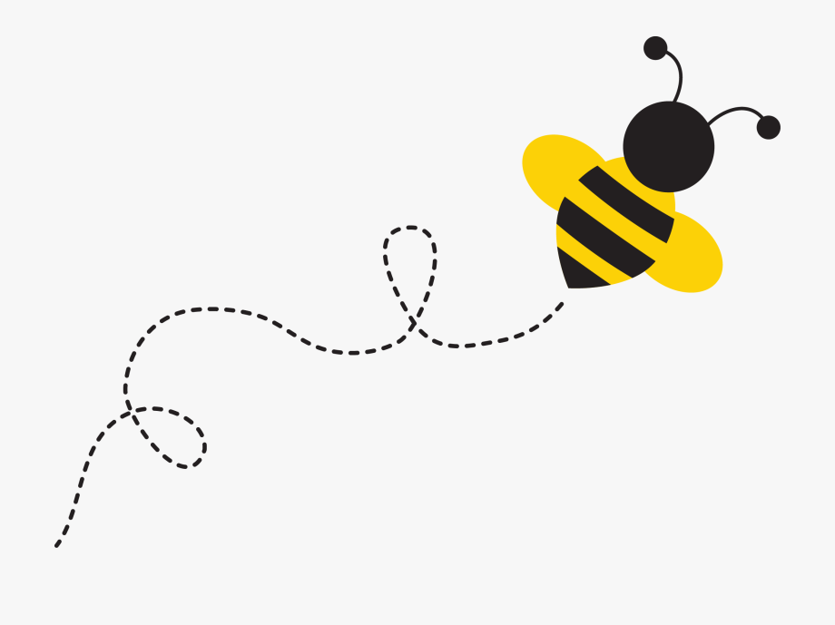 Clipart bee trail. Found on bing from