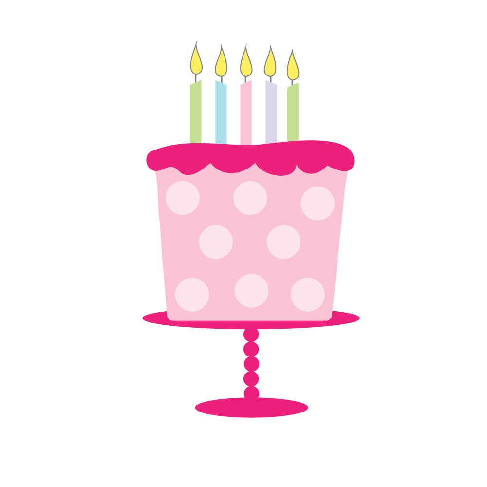 Clip art of an. Bing clipart birthday cake