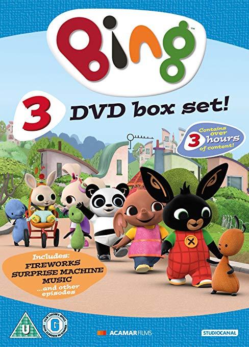 Triple pack dvd amazon. Bing clipart box set