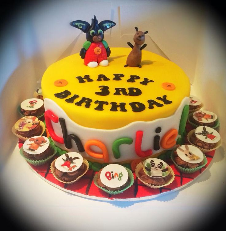 Bing clipart cake.  best cbeebies cakes